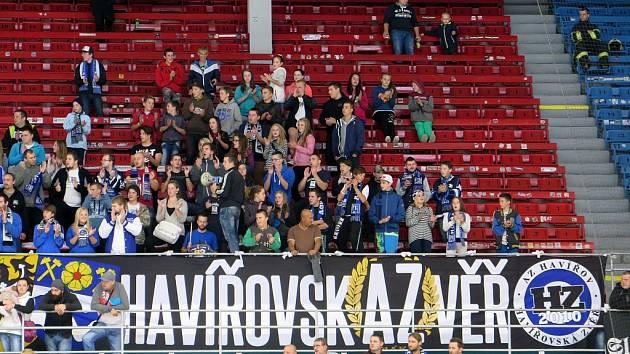 Prvoligoví hokejisté Havířova zdolali Kadaň 3:1.
