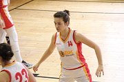 Basketbalistky Havířova nestačily v play off kadetek na favorizovanou Spartu.
