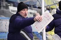 Jiří Režnar - nejlepší trenér prvoligové soutěže.