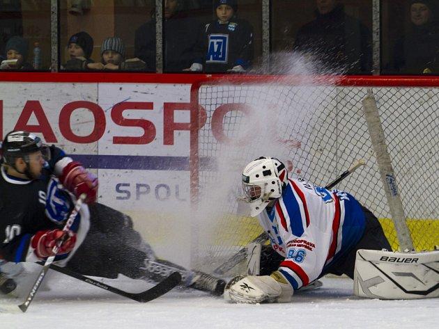 Havířovští hokejisté poprvé v nové sezoně prohráli.