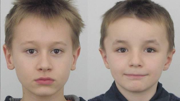 Pohřešovaní chlapci z Těrlicka.