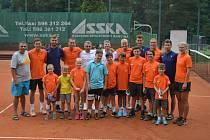 Tenisový klub Slavia Orlová je opět prvoligový.