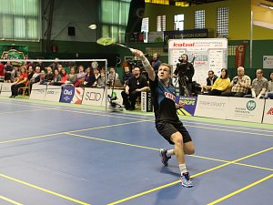 Victor Svendsen porazil ve finále Subhankara Deye.