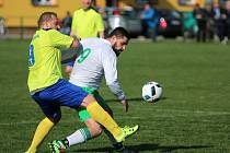 Stonavští fotbalisté dřou a bojují. O víkendu si vybojovali tři body.