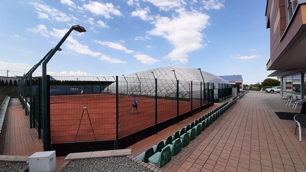 Havířov Životice, areál Tenis Hill.