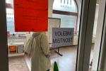 Volby v Havířově, 8. října 2021.