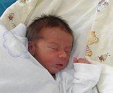Danielek Gujda se narodil 11. května mamince Veronice Bobkové z Orlové. Po narození miminko vážilo 3180 g a měřilo 48 cm.