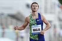 Pavel Maslák má za sebou druhý letošní start.