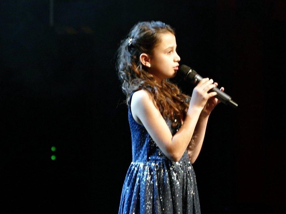 Galakoncert Talent 2018  v Havířově.