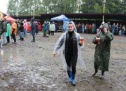 Od čtvrtka do soboty probíhal ve Vyšních Lhotách v podhůří Beskyd hudební festival Kamenité Open 2017. Největší hvězdou byla slovenská kapela Ravenclow, s níž vystoupil legendární Kai Hansen, lídr kapely Gamma Ray.