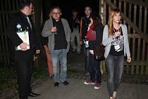 Režisér filmu Zakázané uvolnění, který se natáčel v Bohumíně, Jan Hřebejk, se v neděli zúčastnil předpremiéry filmu v bohumínském letním kině.
