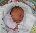 Julie Trombalová se narodila14. prosince paní Beatě Lipovské z Karviné. Když přišla holčička na svět, vážila 3770 g a měřila 51 cm.