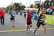 Havířovská desítka 2017. Dětský běh 500 metrů.