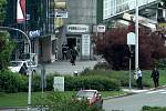 Loupežné přepadení směnárny v centru Havířova.