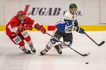 Hokejisté Havířova uspěli v Kadani.