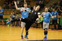 Házenkáři Karviné zabrali v Jičíně a nastříleli 37 gólů.