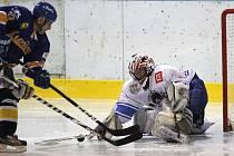 Hokejisty Orlové čekala v sobotu nepříjemná zkušenost s Porubou.