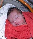 Mikuláš Weissmann se narodil 19. září mamince Lucii Forejtarové z Českého Těšína. Po porodu dítě vážilo 3850 g a měřilo 51 cm.
