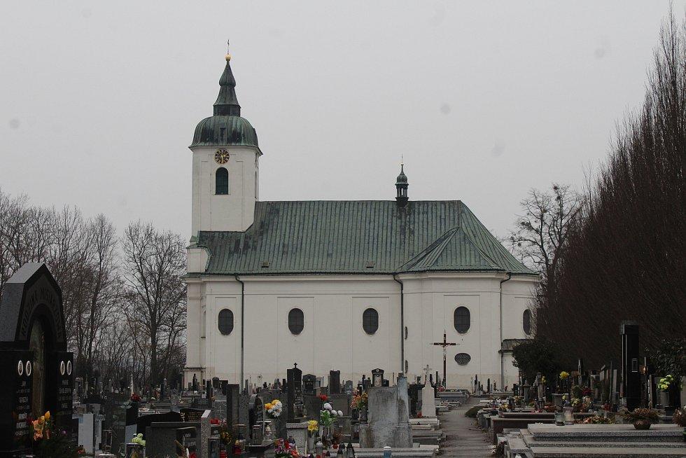 Dolní Lutyně. Kostel