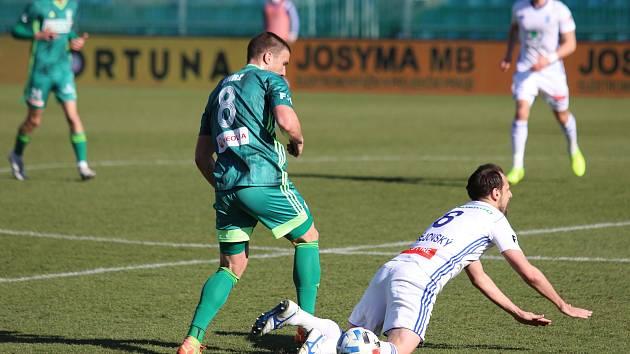 Fotbalisté Karviné mají co napravovat. Naposledy prohráli po špatném výkonu 0:2 na hřišti Mladé Boleslavi.