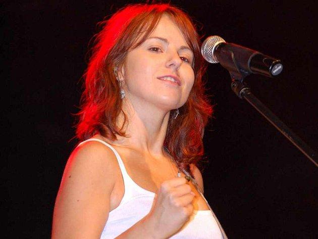 Katarína Knechtová zahrála v Těšíně.