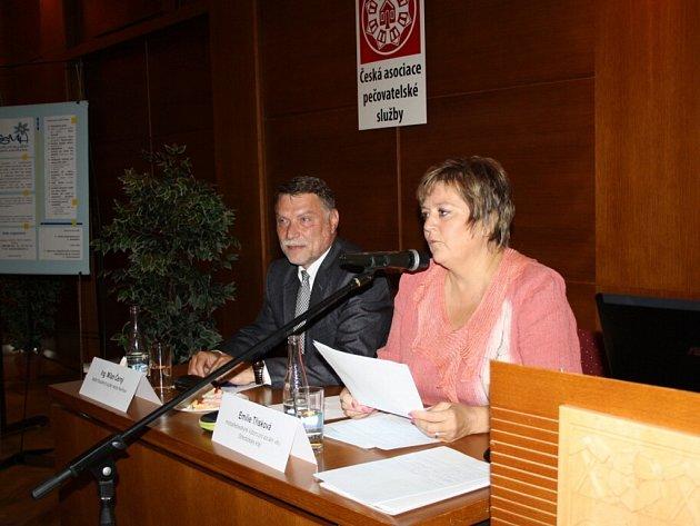 V Havířově se konala konference o sociálních službách.