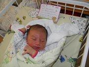 Adrianka se narodila 5. února paní Adrianě Horváthové z Karviné- Po narození dítě vážilo 3400 g a měřilo 50 cm.