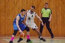 Basketbalisté Sokola vstupují do play off.