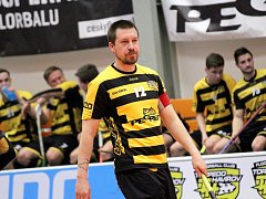 Kapitán Torpeda Pavel Bezděčík a jeho spoluhráči míří do rozhodujícího souboje o superligu.