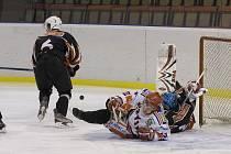 Hokejisté Karviné v dalším kole II. ligy neuspěli.