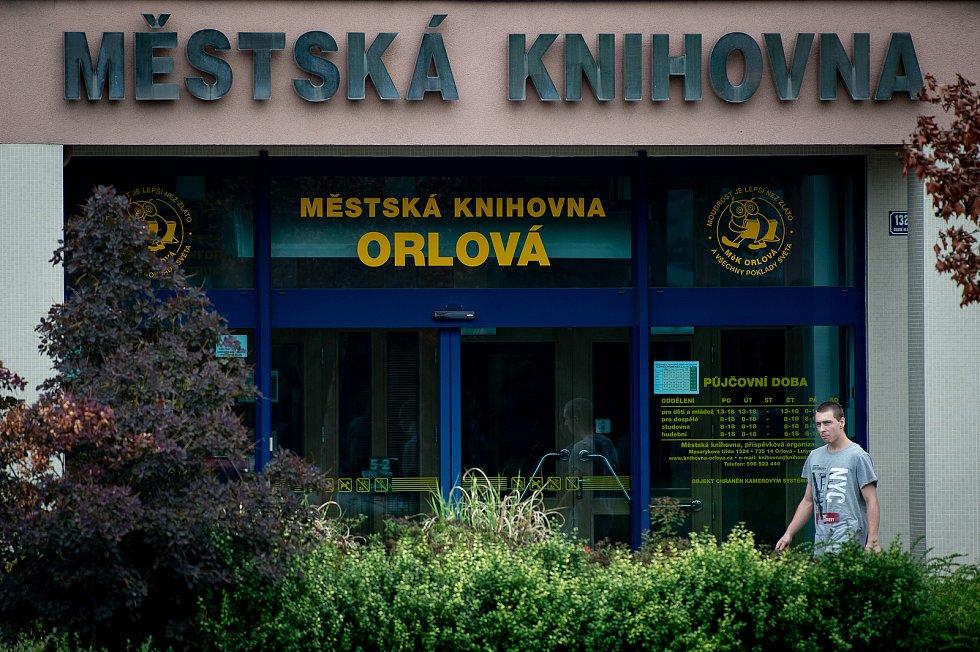 Město Orlová. Ilustrační foto.