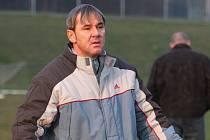Lubomír Vlk vedl ještě na podzim fotbalisty Orlové. Nyní je v Karviné.