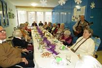 Veselo je o Vánocích i v Domově pro seniory Helios.