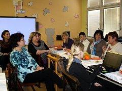 Orlovské učitelky si vyměňovaly zkušenosti ze zahraničí.