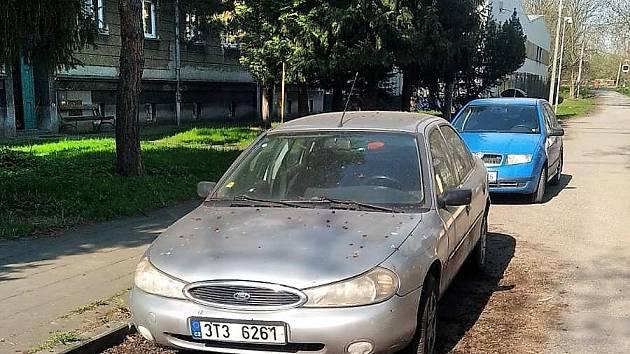 Město Bohumín zdědilo po zemřelém muži auto.