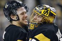 David Pastrňák zažil letos vynikající sezonu v NHL. Odjede i na MS?