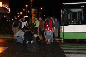 Autobus v Havířově srazil chodkyni