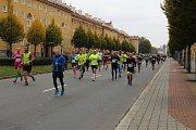 Havířovská desítka 2017. Běh na 10 km a štafeta 4x2,5 km.