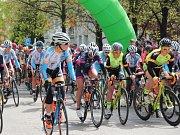 Cyklistická Gracia Orlová odstartovala.