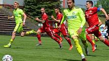 Kire Markoski dostal šanci v přípravě proti Třinci.