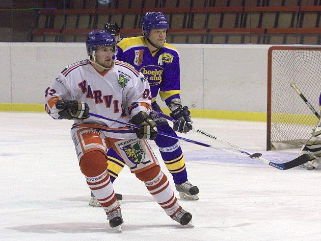 Nižší hokejové soutěže jsou u konce.