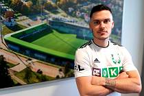 Martin Bukata, nová karvinská akvizice ze Slovenska.