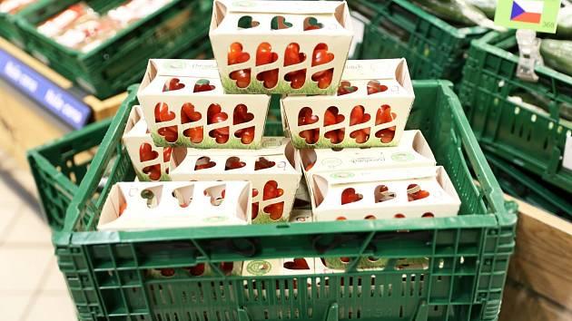 EKO rajčata bez pesticidů