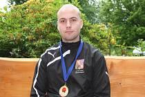 Jan Gajdoš a jeho kolegové z havířovského karate skvěle reprezentovali a z Austrálie si přivezli cenné kovy.