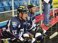 Hokejisté Havířova vyšli tentokrát střelecky naprázdno.