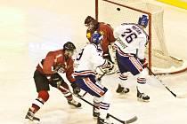 Hokejisté Karviné potvrzují v play-off pohodu ze závěru základní části.