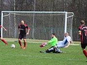 Okresní fotbal zahájil jaro.