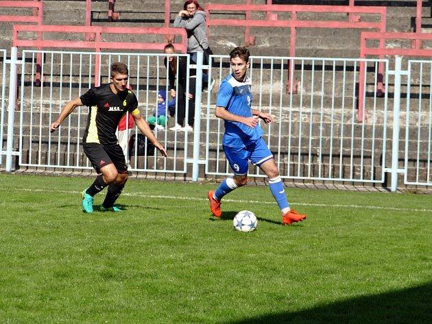 Havířovští fotbalisté zahájili divizi.