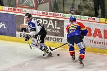 Hokejisté Havířova se v neděli pokusí vybojovat si rozhodující sedmý zápas.