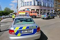 V Českém Těšíně někdo ohlásil bombu. Policie nařídila evakuaci.
